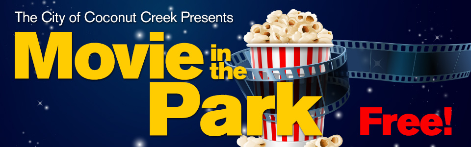 Coconut Creek Movie In The Park